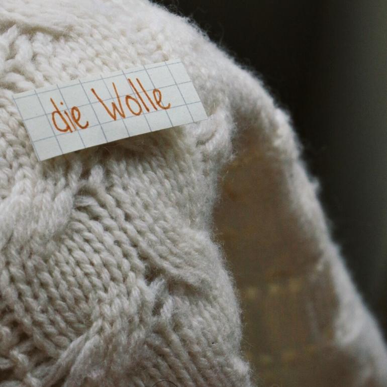 die Wolle - wool