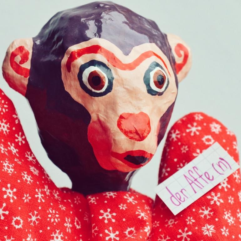 der Affe - monkey