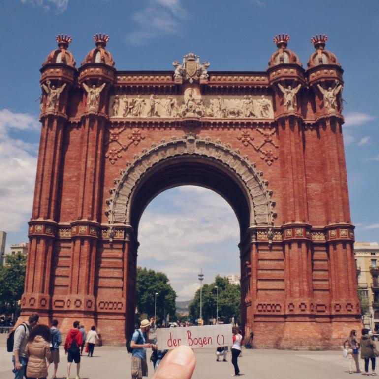 der Bogen - arch