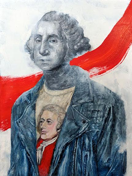 george washington alexander hamilton painting