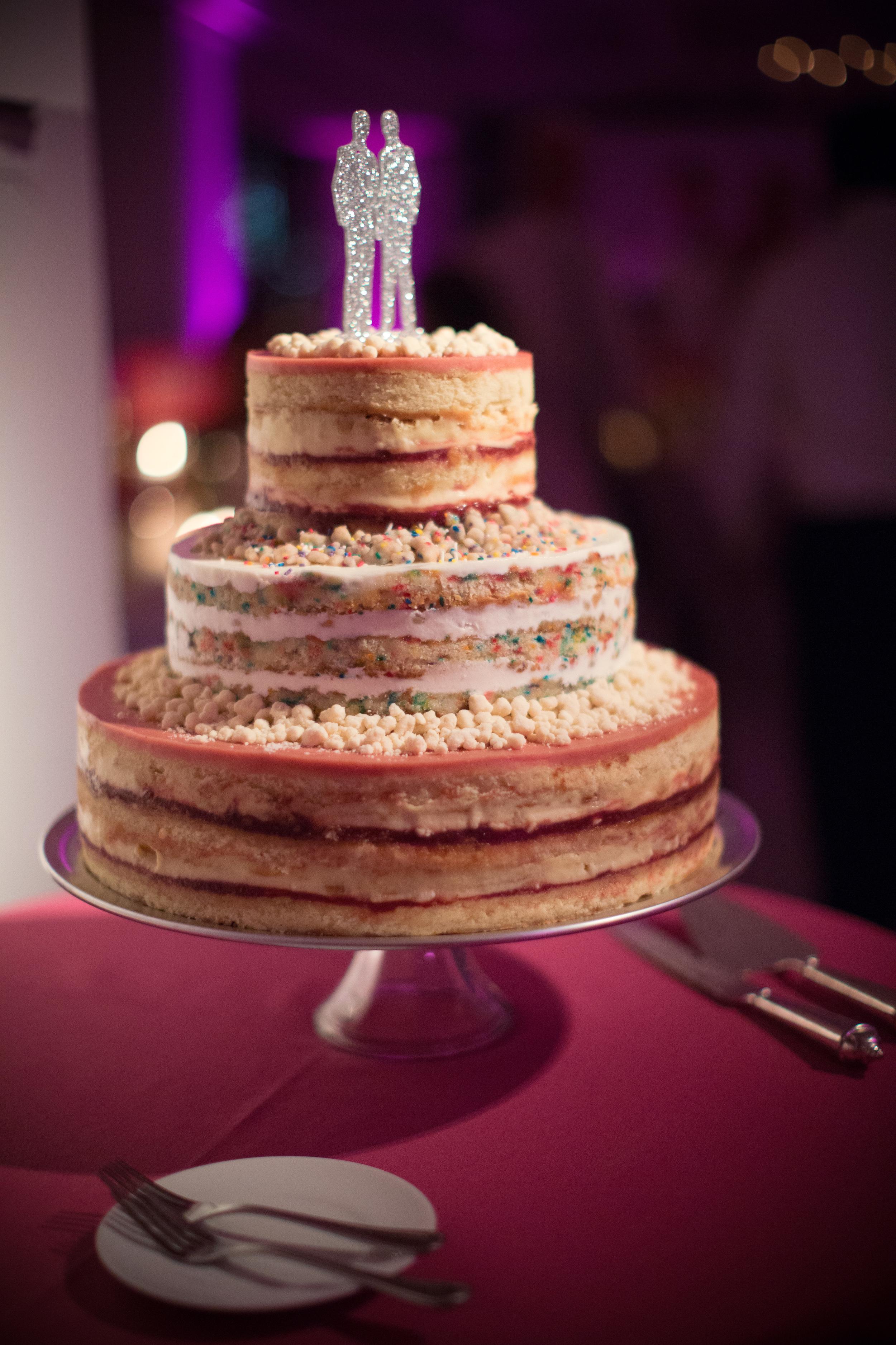 Cake created by  Momofuku Milk Bar NYC