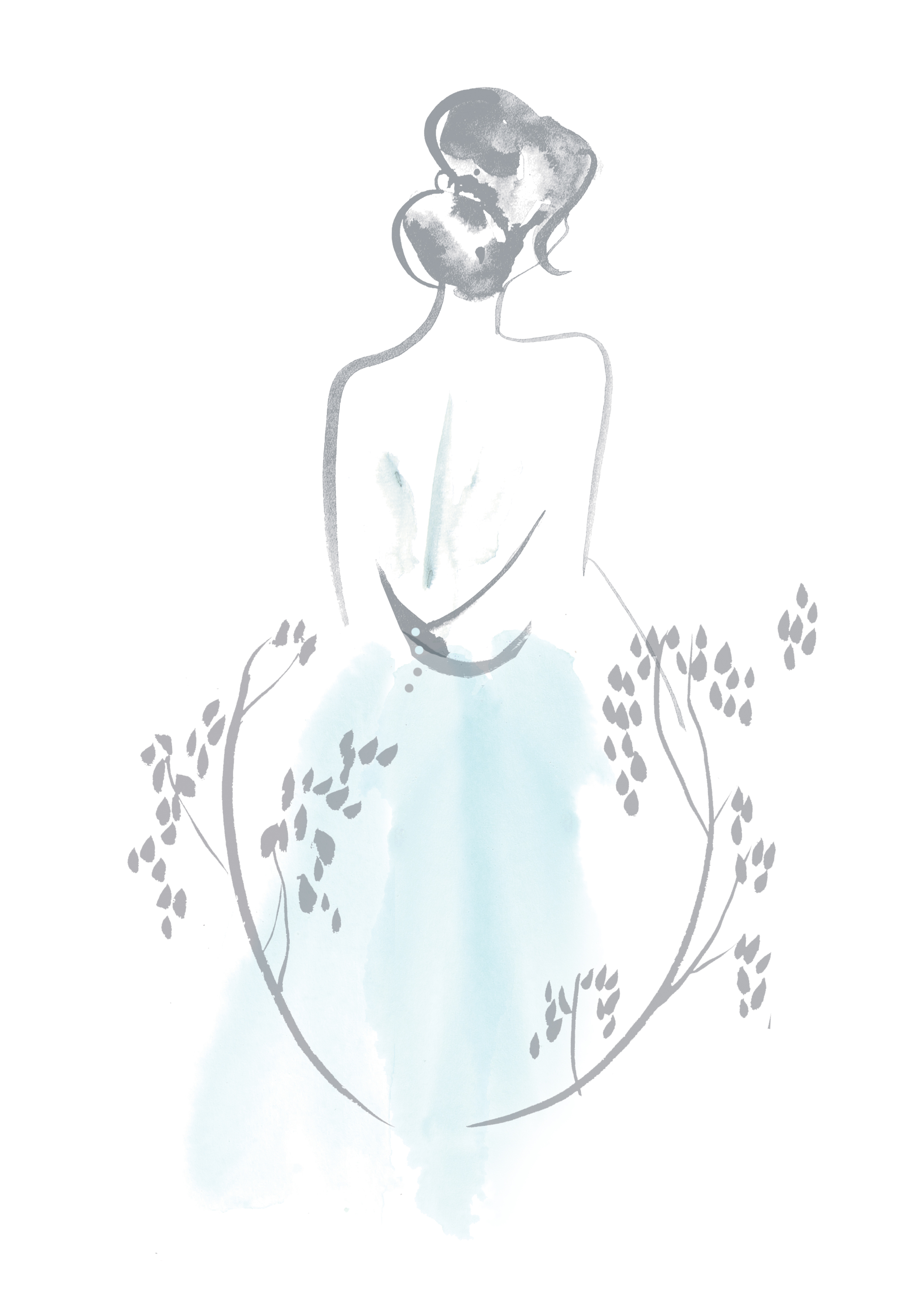Final illustration by  Dearly Beloved  for Jessica Charleston