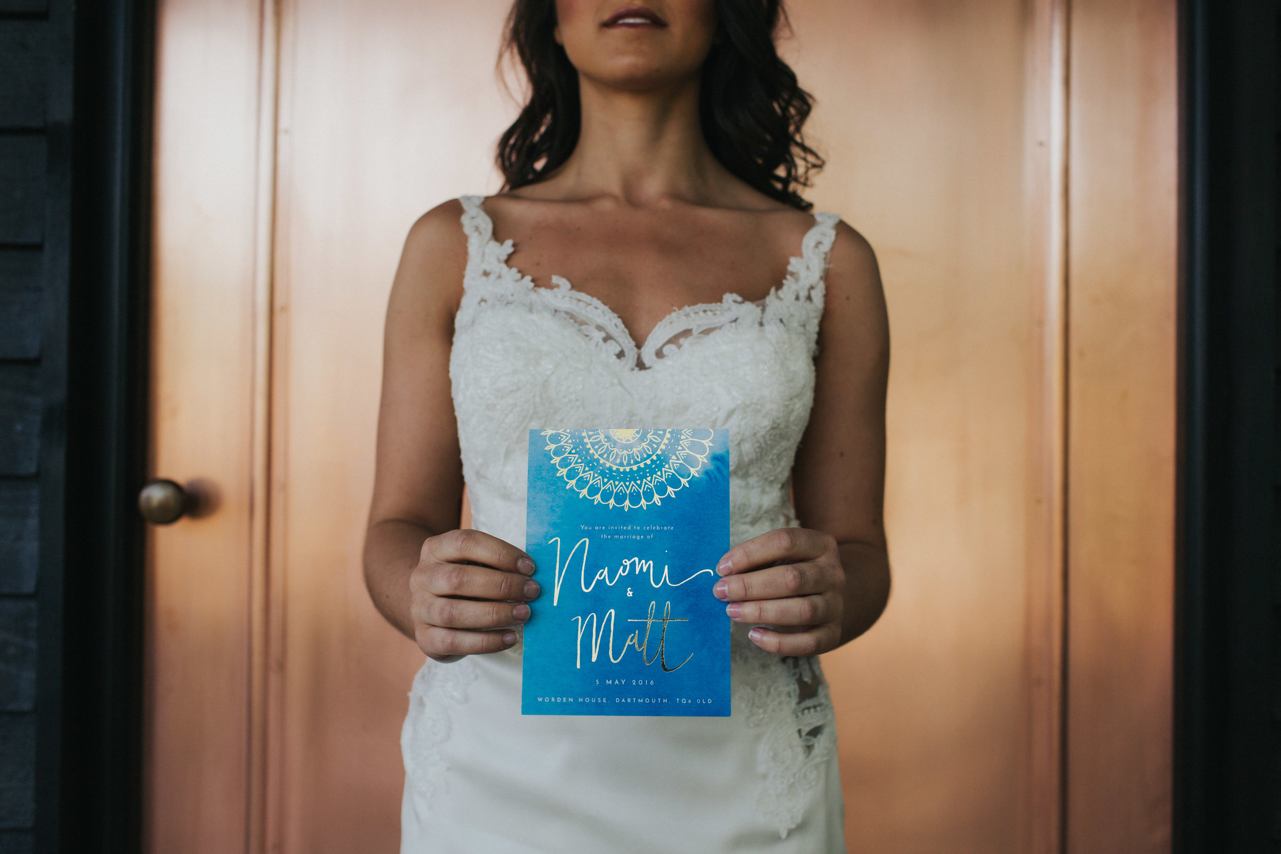 Eastern Glamour wedding invitation in Turquoise available here  - Photo by  Freckle Photography
