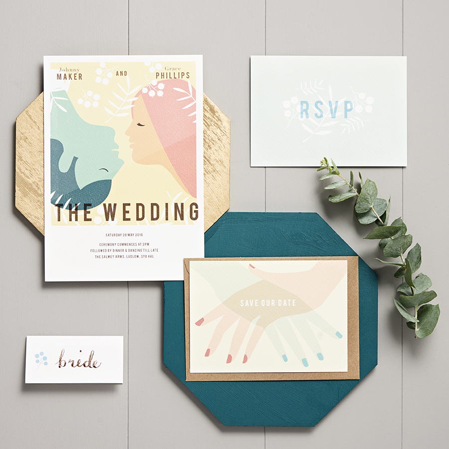 dearly-beloved-wedding-stationery-vintage-movie-collection