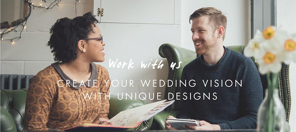Dearly Beloved, bespoke Wedding Stationery & Design