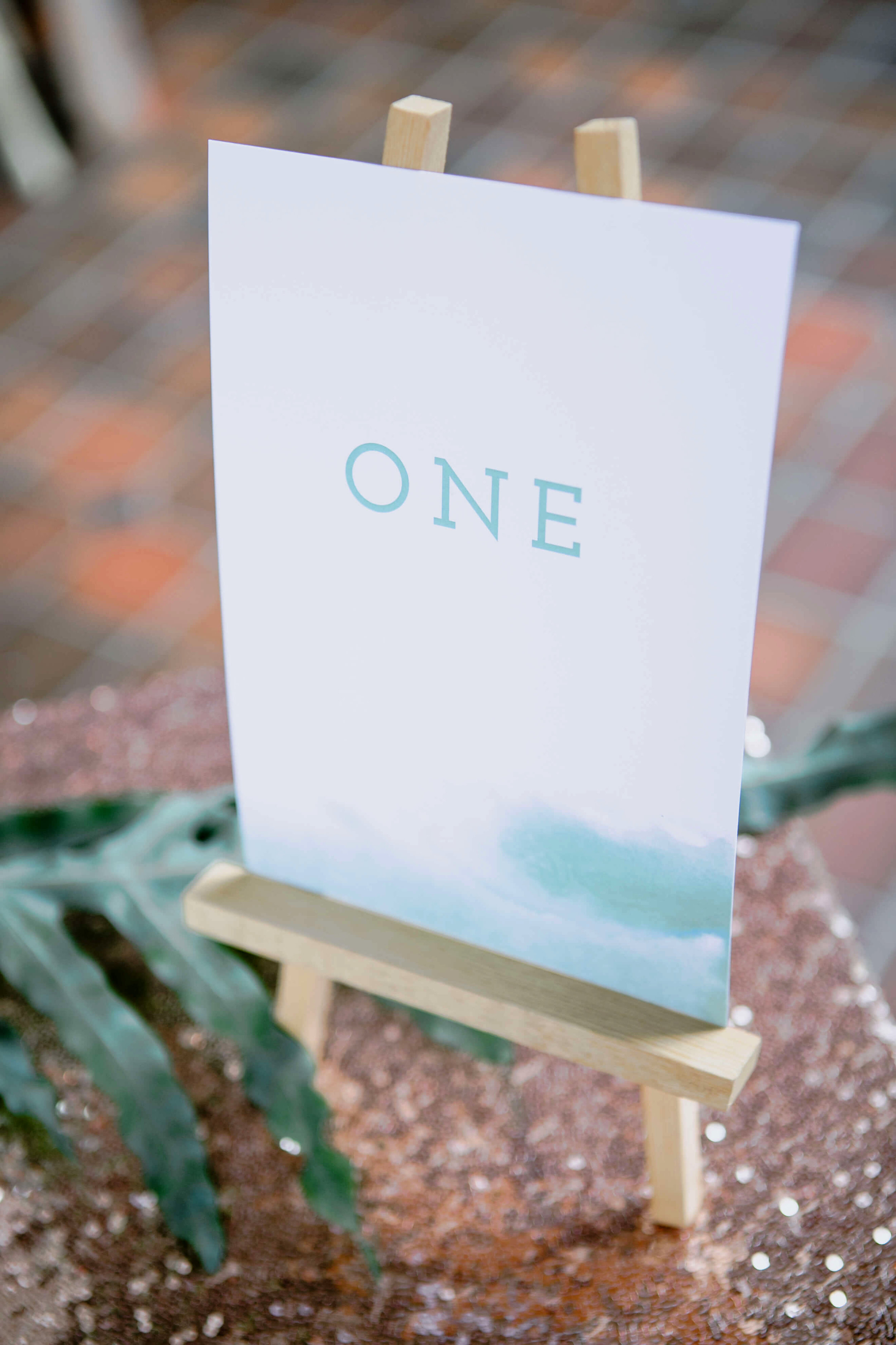 dearly beloved_green_quartz watercolour wedding table number.jpg