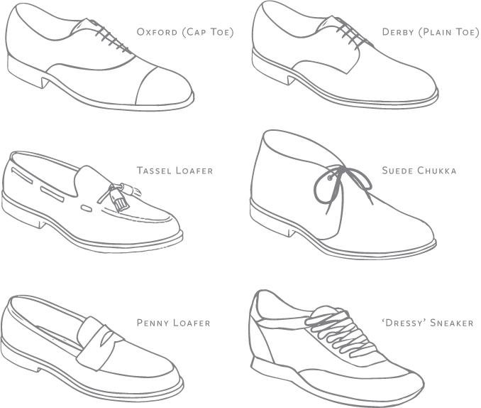 VI. Shoes