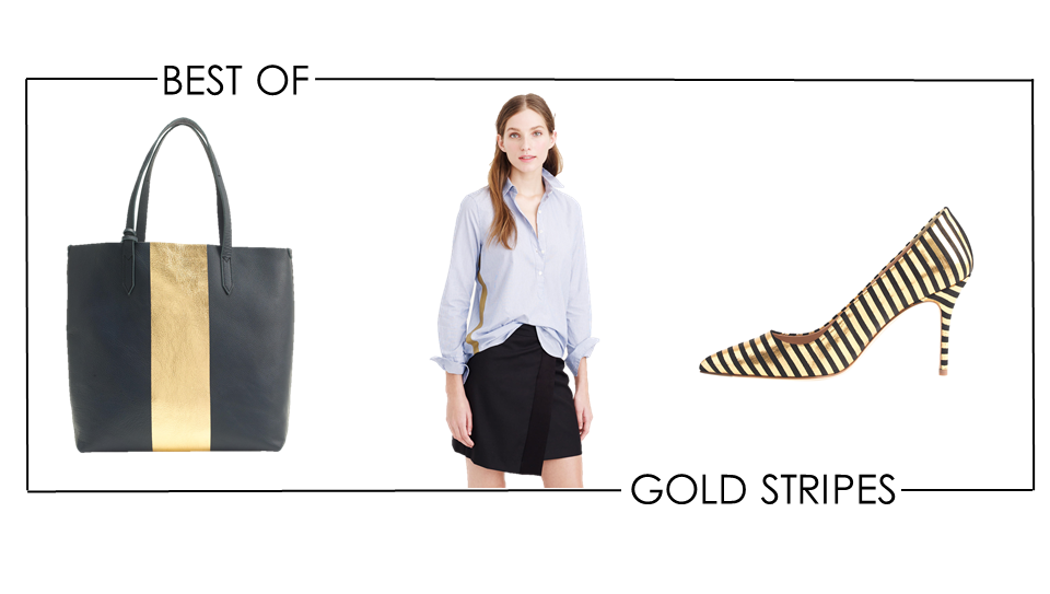 best of gold stripes conflicted pixie