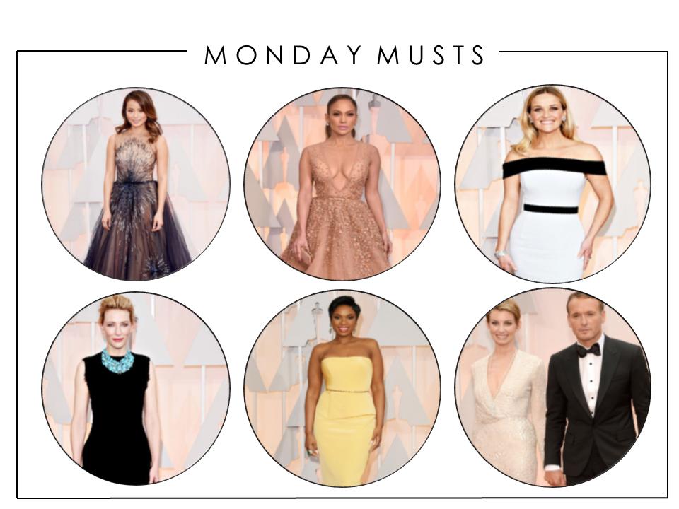 Oscars 2015 Best Dressed