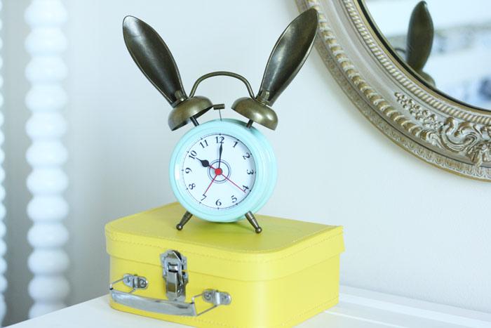 Ticktock, bunny clock!
