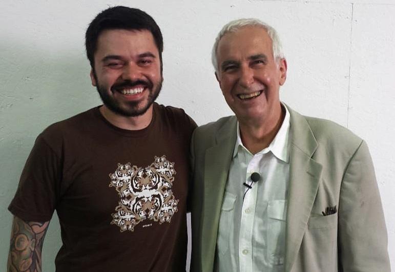 Dr. Ian Dunbar & Marius Geykman
