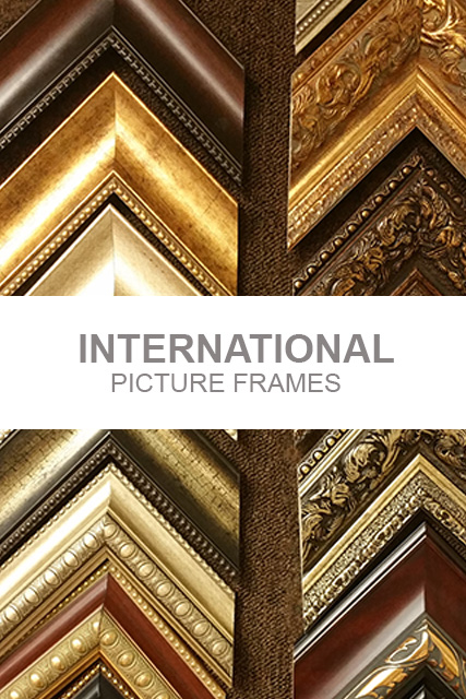 Int'l Picture Frames