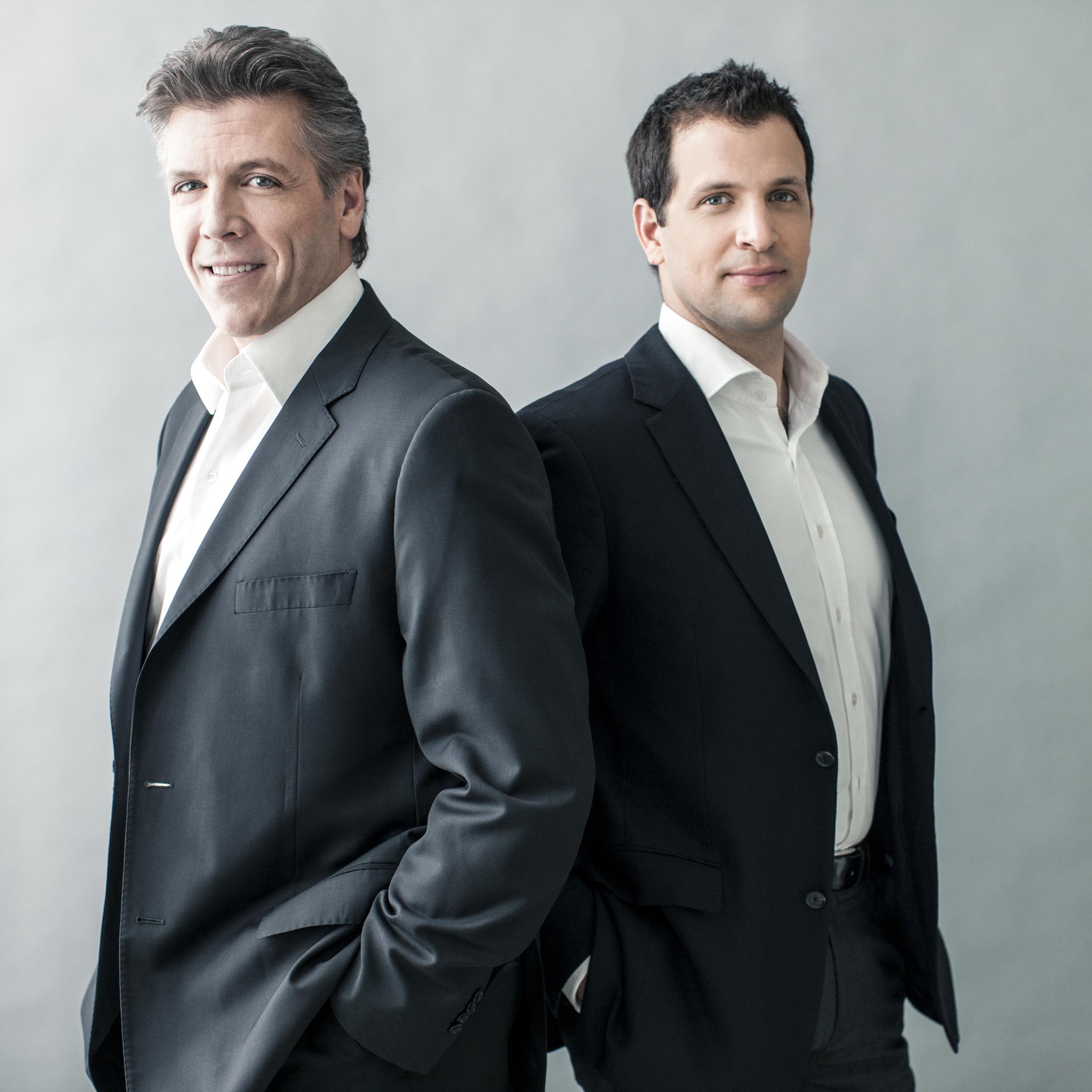 Thomas Hampson, Baritone and Luca Pisaroni, Bass-Baritone