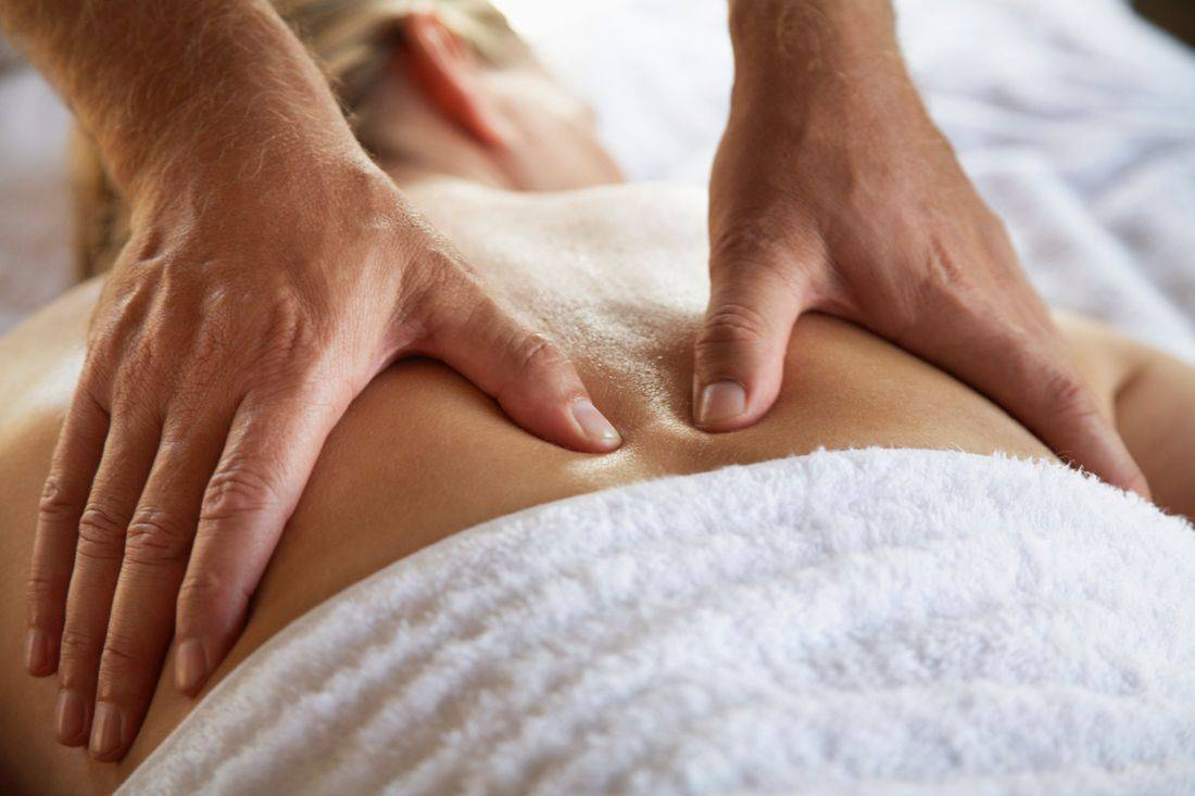 Sports Massage / Deep Tissue Massage at Blueprint Fitness, Whetstone, Barnet N20.