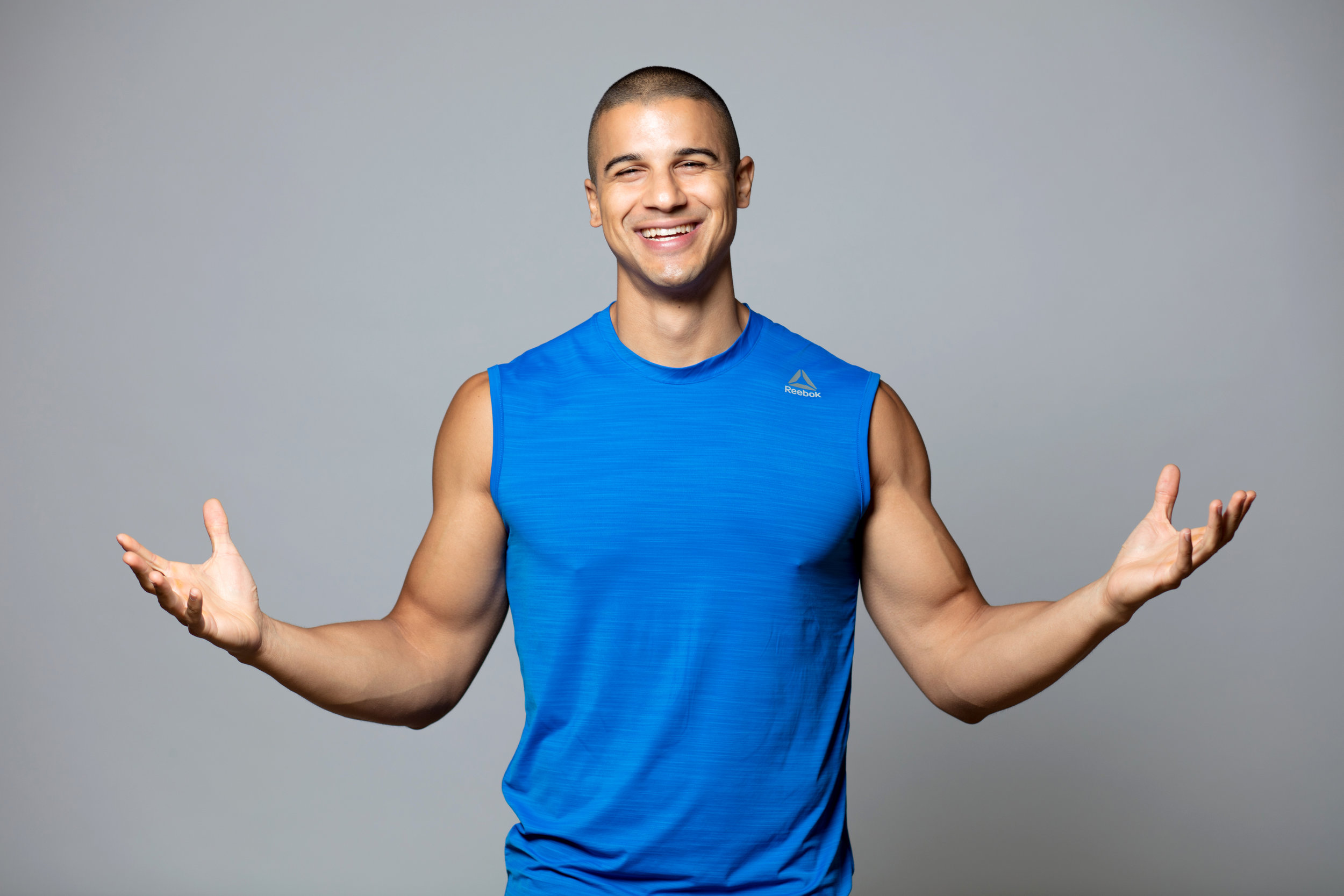 Lee Constantinou is an Advanced Personal Trainer and Celebrity Personal Trainer based at Blueprint Fitness, Whetstone, N20, between Barnet & Finchley