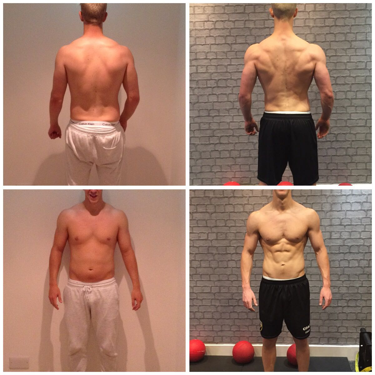 More body transformations at Blueprint Fitness Whetstone, N20