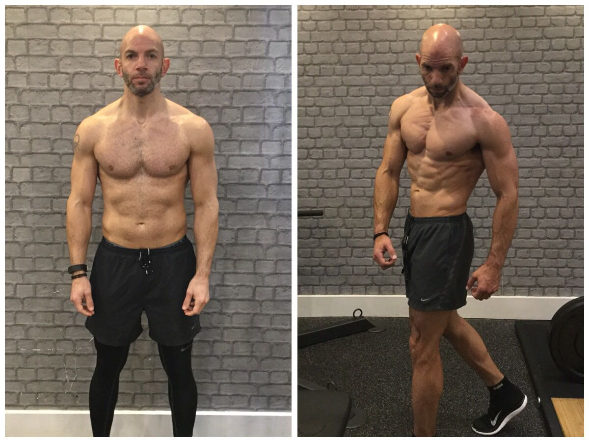 Body Transformation at Blueprint Fitness, Whetstone N20 0PT