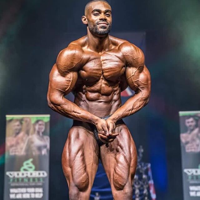 #mondaymotivation PT @nathanpt 💪🏽 A shot from his guest spot yesterday as the BNBF WORLD CHAMPION!  We are all so proud and honoured to be apart of your journey.  Keep an eye out on his profile for a video of his performance!!! Enjoy your holiday @nathanpt and once again huge congrats from the team 💪🏽 #naturalbodybuilding #bnbf #bodybuilding #gymmotivation #changeyourblueprint #transformation #fitness #fitnessmotivation #shredded #physique