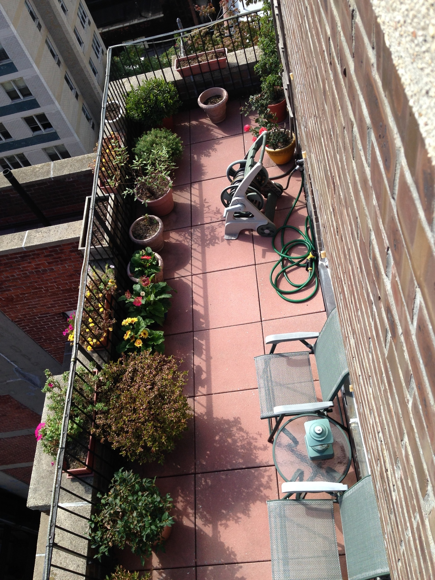 Roof Deck Restoration completed by Bulado General Contractors Corp.