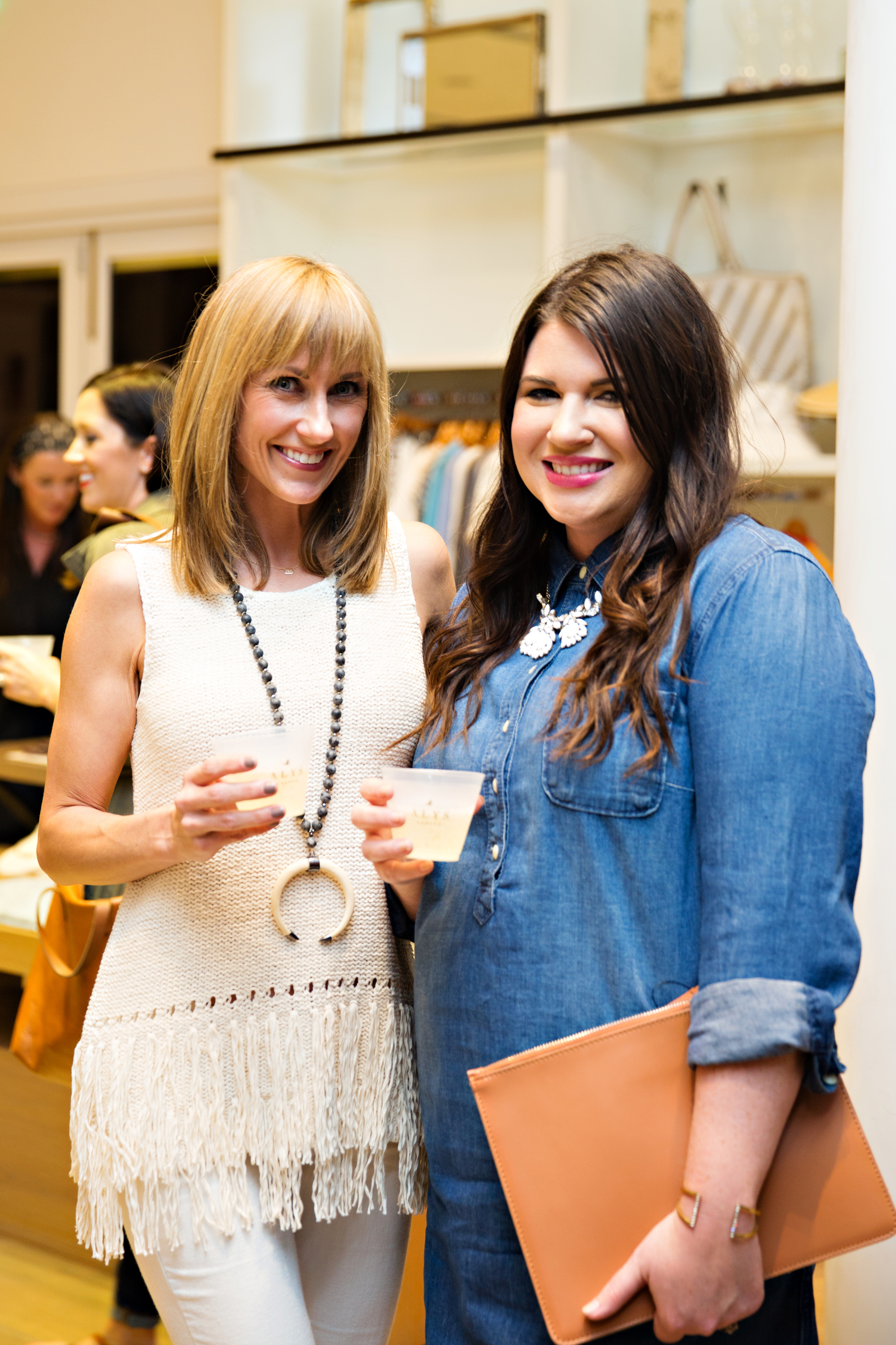 Jami Ray of  30A Street Style  stopped by also!