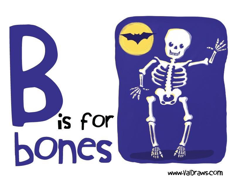 B-is-for-bones