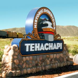 Historic Downtown Tehachapi