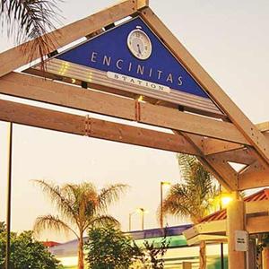 Encinitas Transit Station