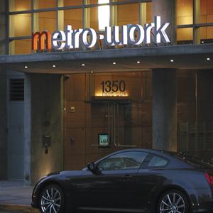 Metro Work Office Condominiums