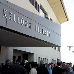 Kellogg Library at CSU San Marcos