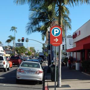 Uptown Parking District