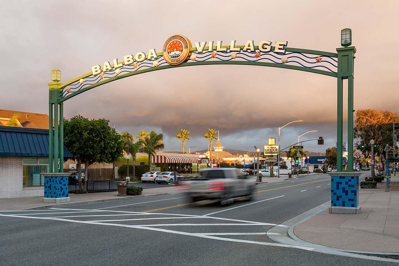Balboa Village arch.jpg