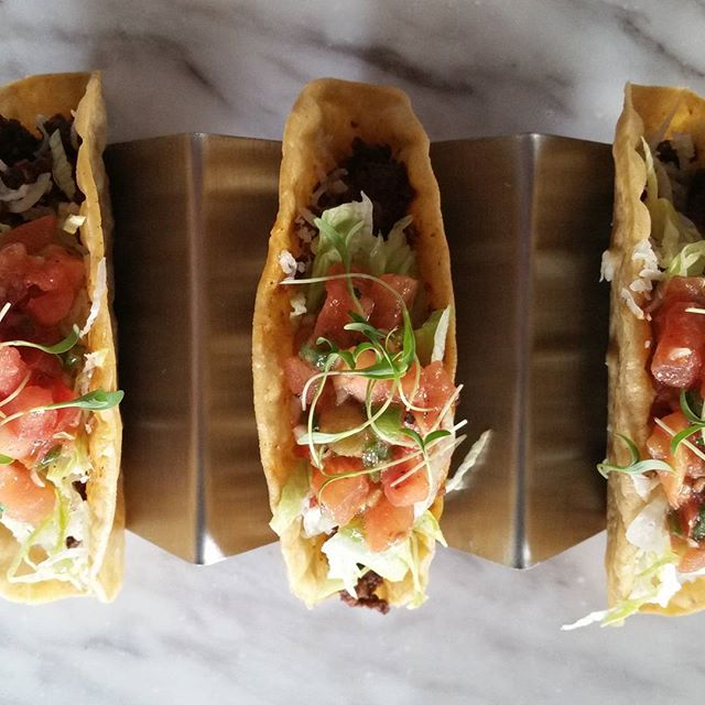 Black Bull Tacos Y Cerveza is officially announcing Opening Day! Chef Mike Boyd's third Alameda restaurant will be open for dinner from 5-10 PM this Wednesday, December 28th. Tacos! Beer! Wine! Follow @blackbulltacos for more updates and pretty pictures #blackbulltacos #scolaris #tacos #alameda