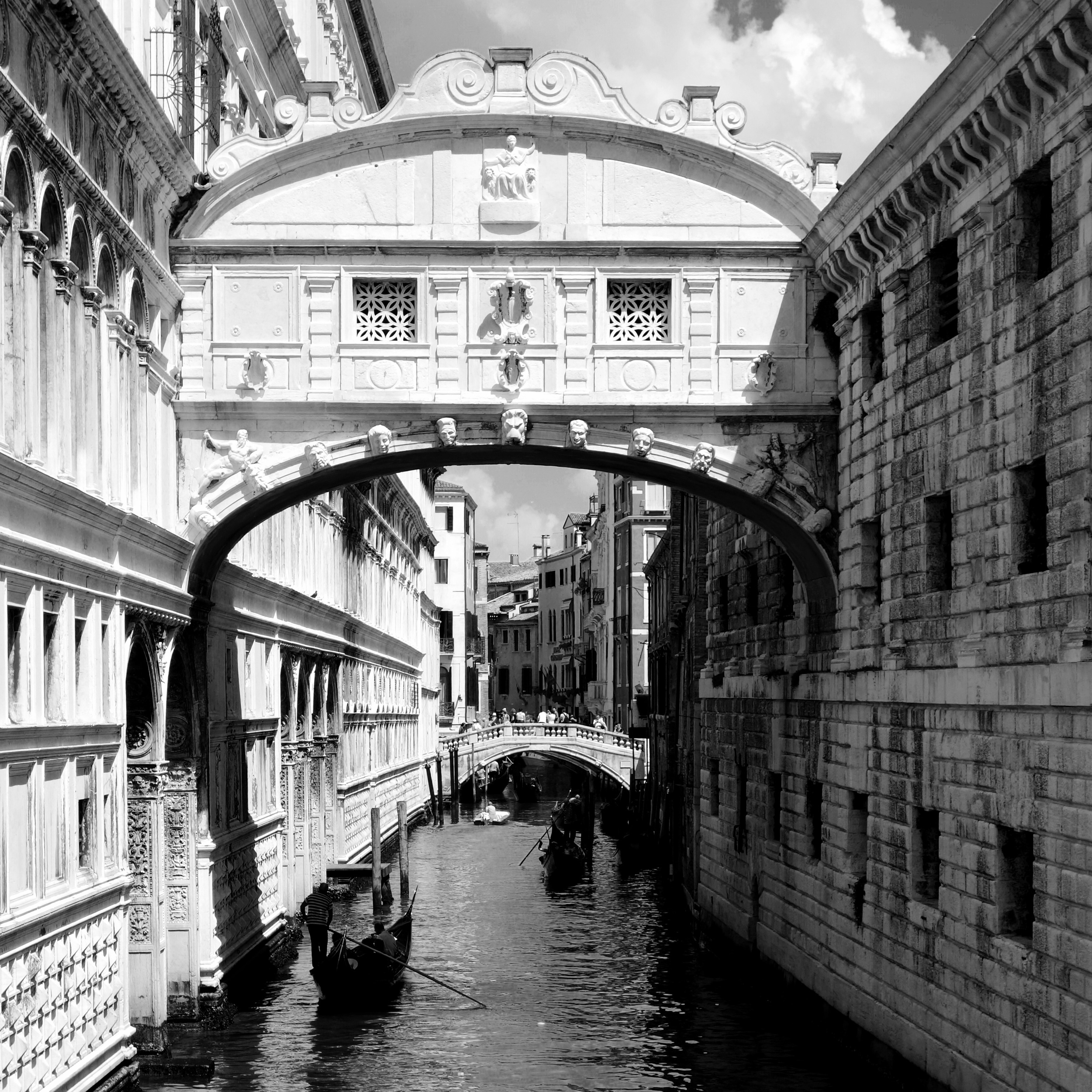 Bridge of Sighs; (cc) by-nc squics.com