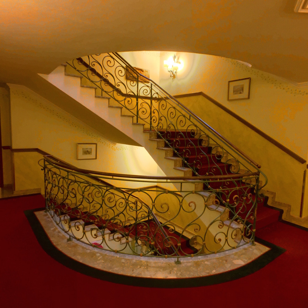 Staircase taken with Moment Wide Lens and iPhone 6