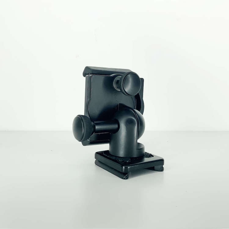 Back of Joby Griptight Pro iPhone tripod mount