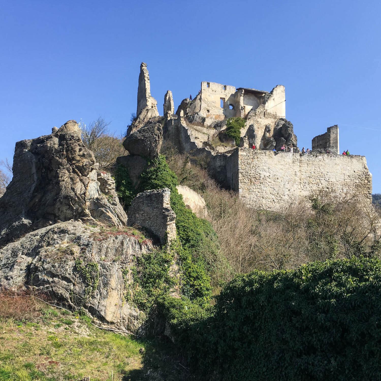 Castle Ruin Dürnstein