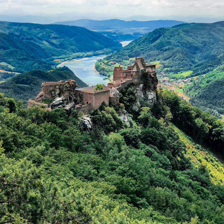 Castle Ruin Aggstein