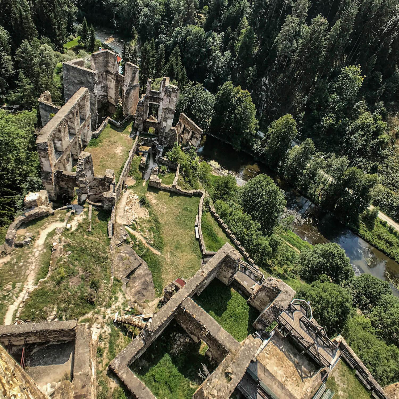 Castle Ruin Kollmitz
