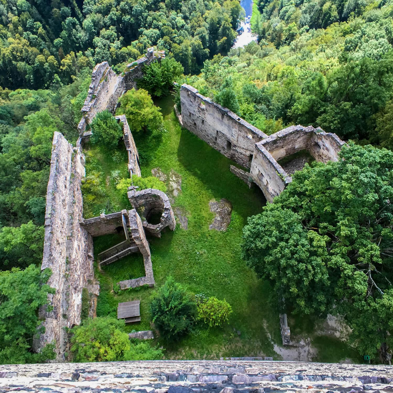 Castle Ruin Schauenstein