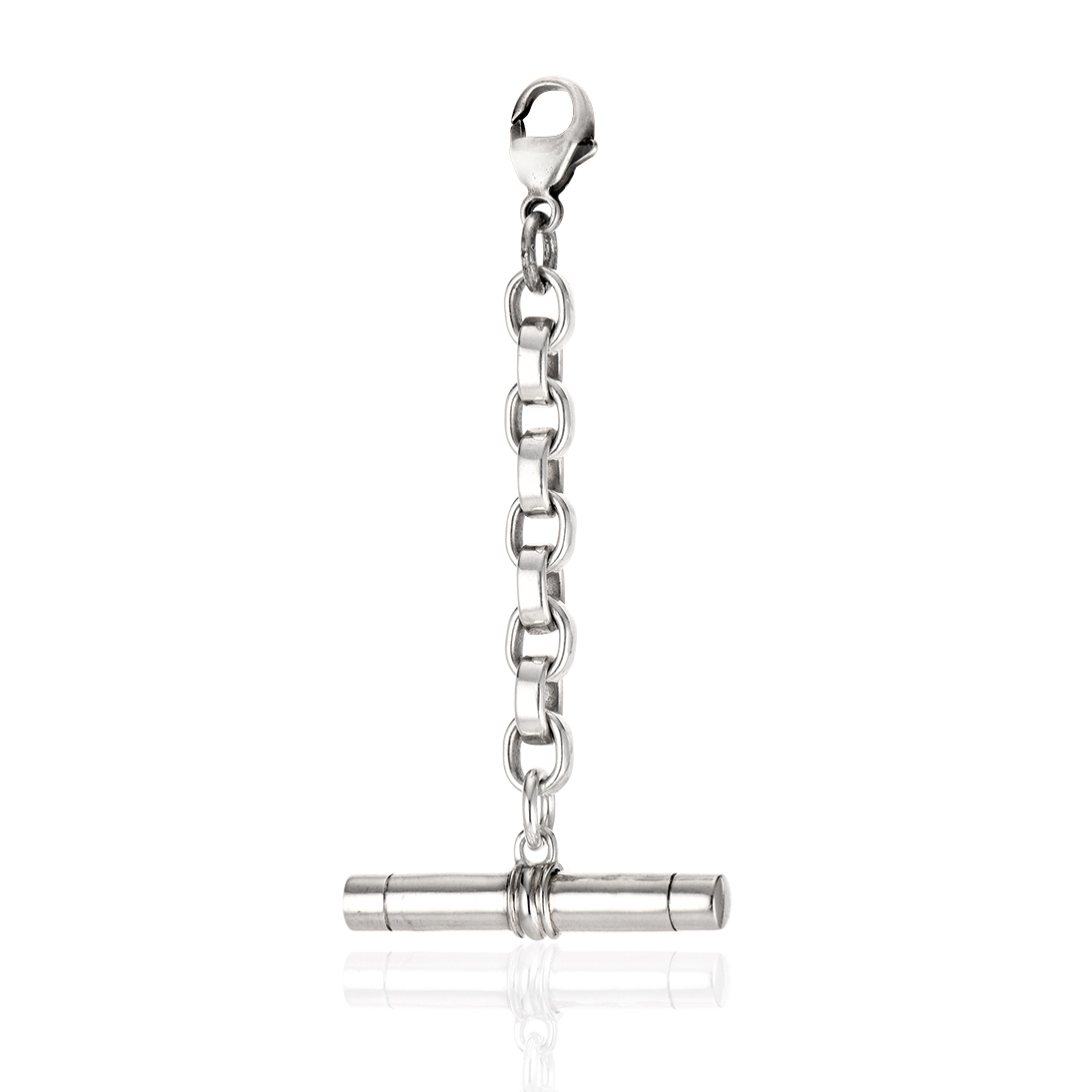 The Cypher Fob Sterling Silver On