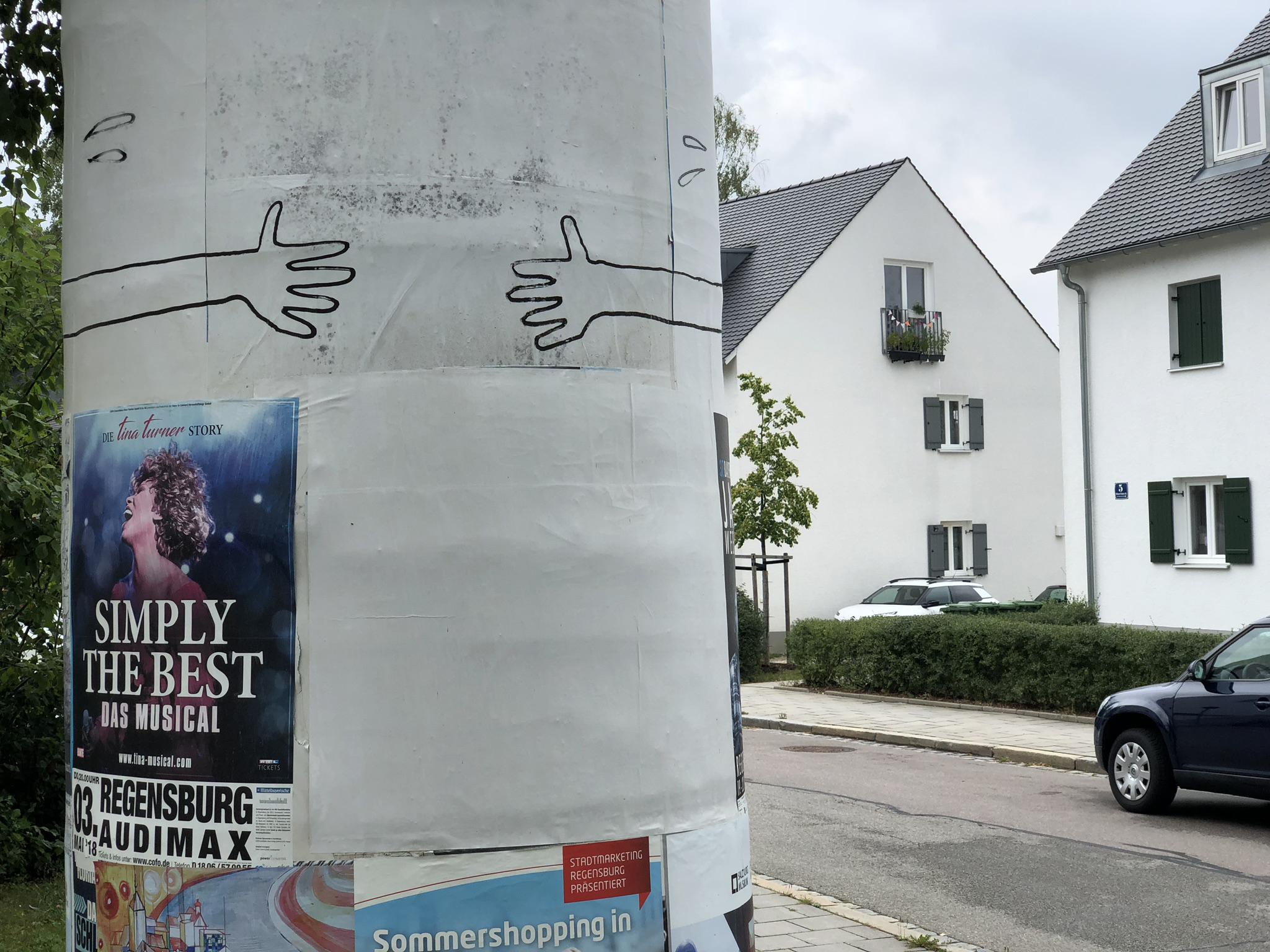 Regensburg, Germany, 2018