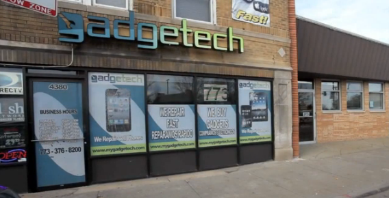 chicago cell phone repair store