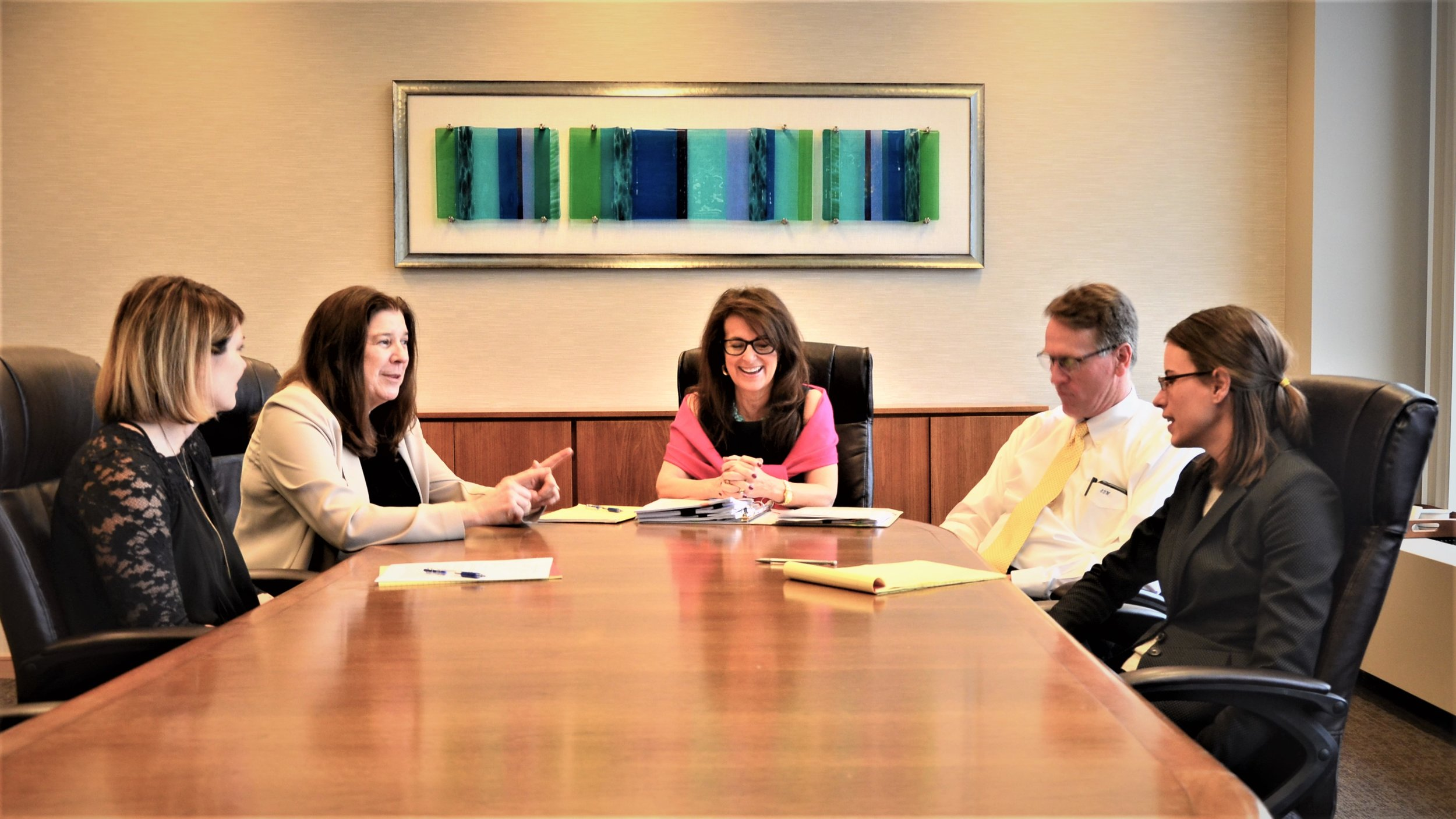 The Estate Practice team is led by Kerry Brink.