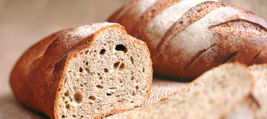 The Root sources Boulevard's fresh whole wheat sourdough and 8-grain breads daily for several of our sandwiches.