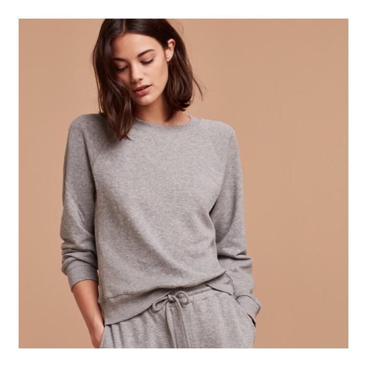 Community @ Aritzia  Elliston Sweater $88