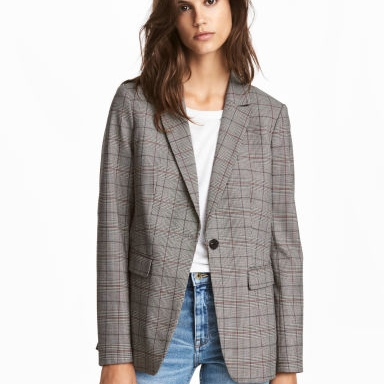 H&M Single Breasted Jacket $59.99