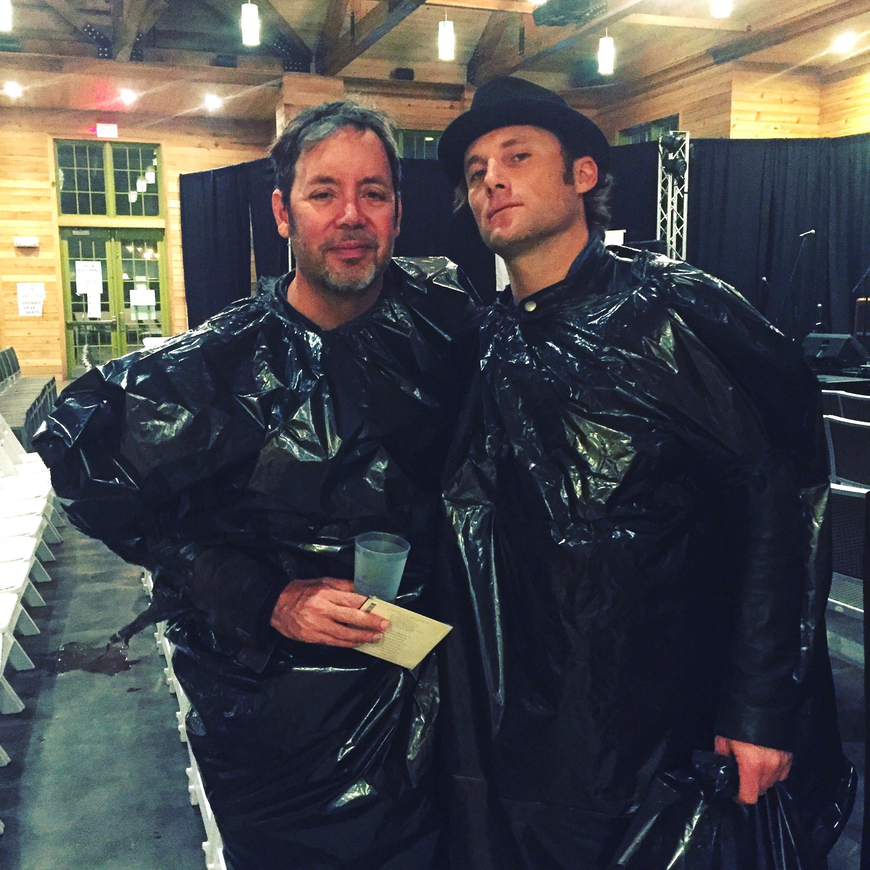 A rainy night in Florida with Chris Stills