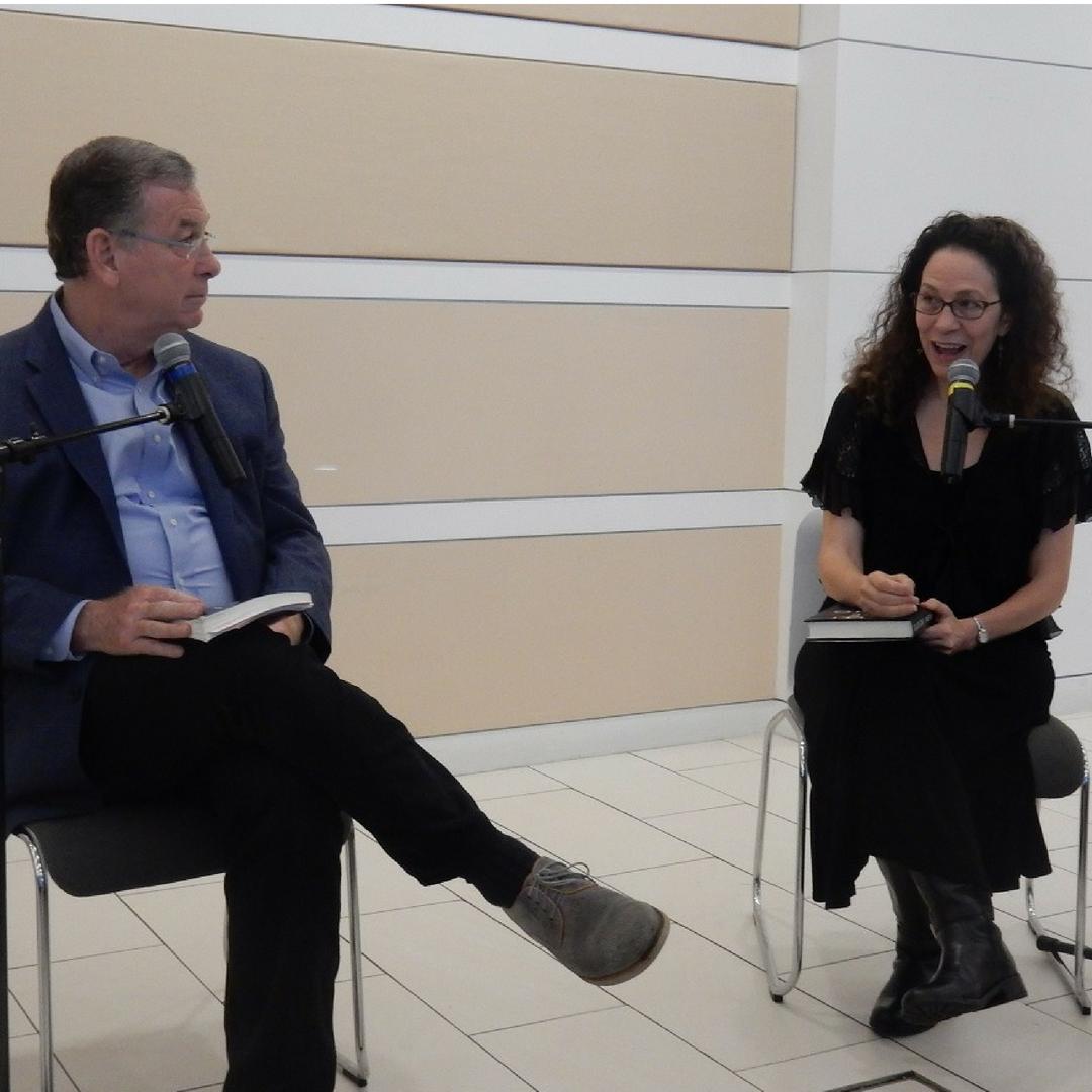Free Library of Philadelphia, Author Series   Interview by Sam Katz