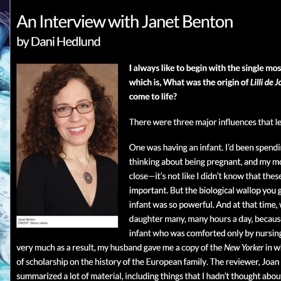 F(r)iction   Interview   by Dani Hedlund