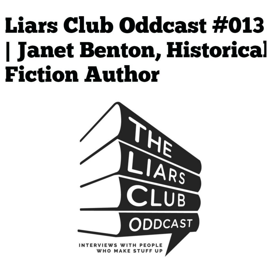 Liars Club Oddcast  Interview by Gregory Frost, Merry Jones, Jon McGoran, and Keith Strunk